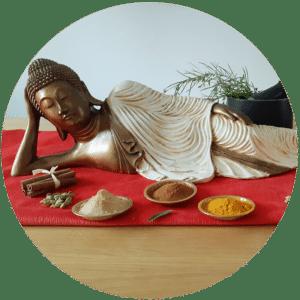 Epices ayurvédiques, J'ananda, massages ayurvédiques traditionnels à Guénange