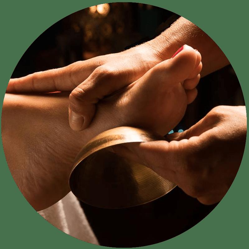 Massage kansu de J'ananda, massages traditionnels ayurvédiques à Guénange