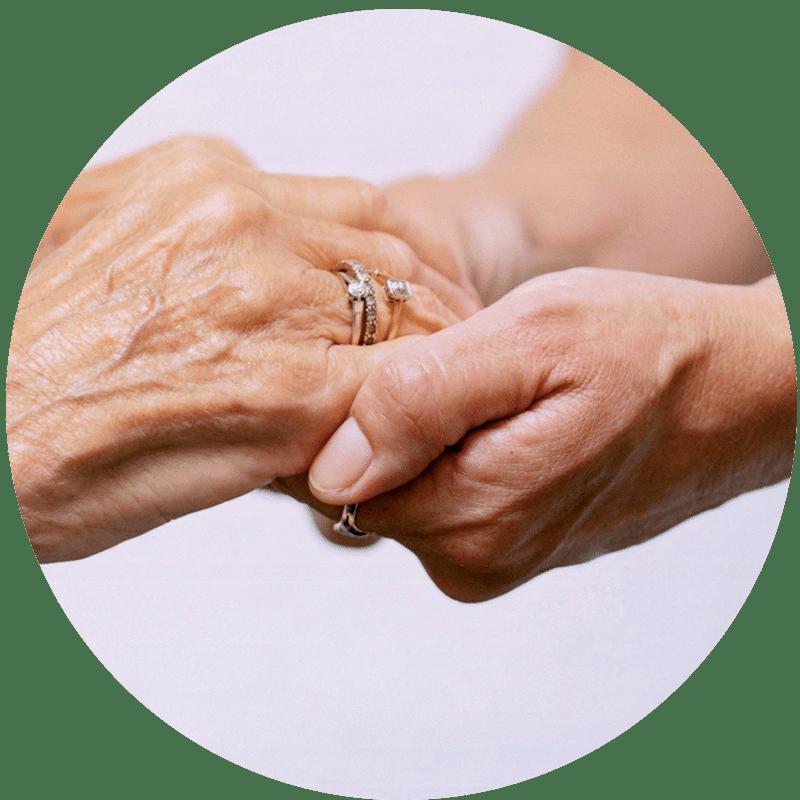 massage ayurvédique pour personne âgée